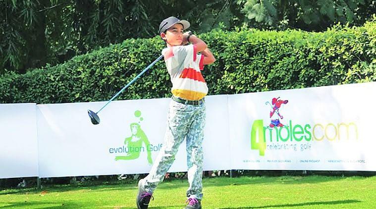 Shubham Jaglan wins World Junior Golf Championship