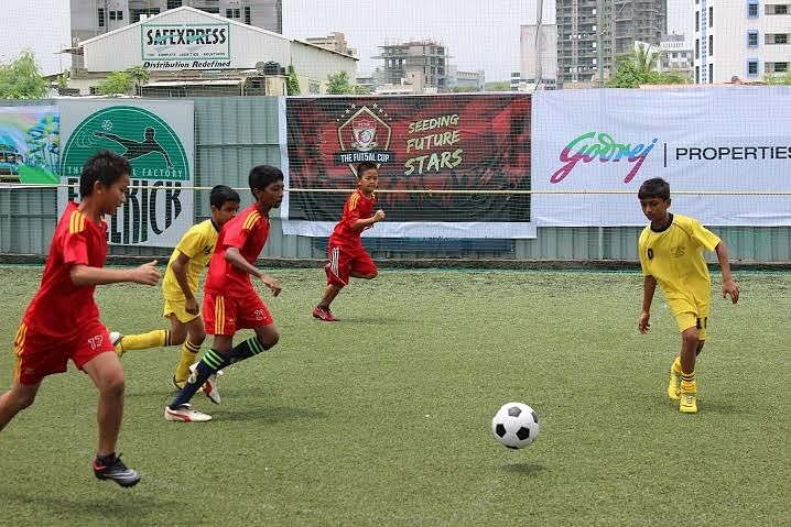 Pune FC Futsal Cup: 7-year-old Daniel Malsawmtluanga steals the show on Day 3