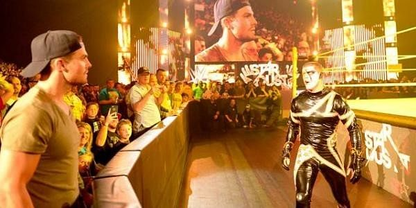Stardust resumes feud, another possible match?,Sheamus faces-off with actor, Kane update