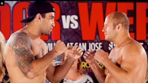 Fedor will return to the UFC, but with vengeance on his mind