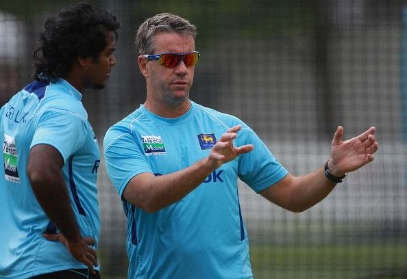 Stuart Law throws hat in the ring for the post of Indian coach