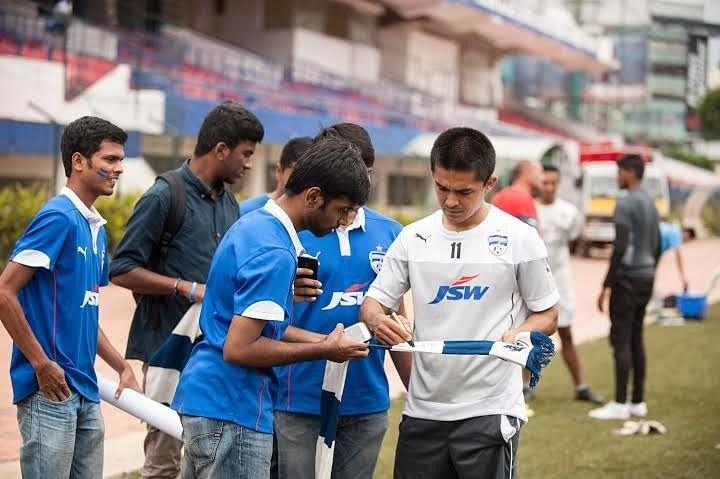 Bengaluru FC shake off the dust as pre-season kicks off