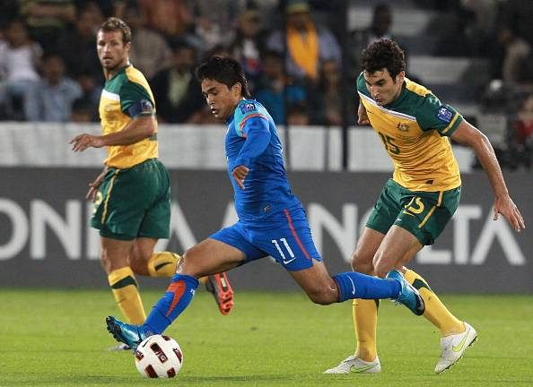 The legend of Sunil Chhetri: A fan speaks up