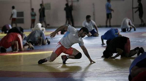 Injury forces wrestler Sushil Kumar to withdraw from World Championships