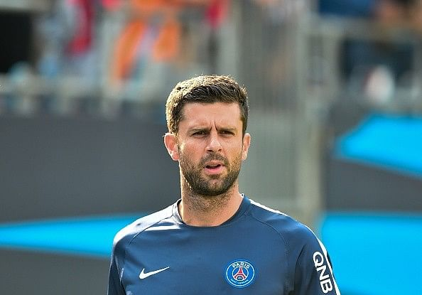 PSG's Thiago Motta keen on return to Spain with Atletico Madrid