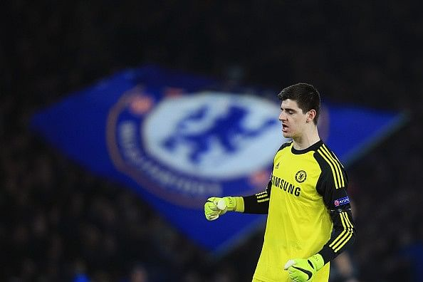 Competitoin at Chelsea is not easier with Asmir Begovic: Thibaut Courtois