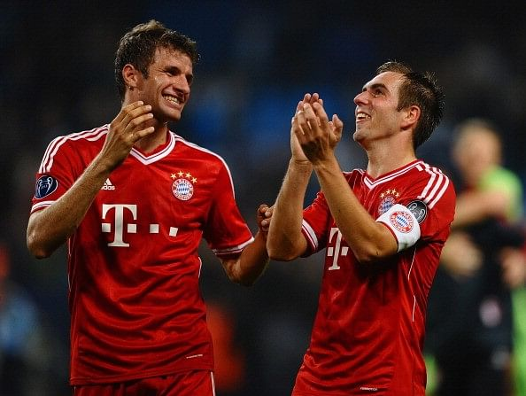 Thomas Muller leaving Bayern Munich a possibility, says Philipp Lahm