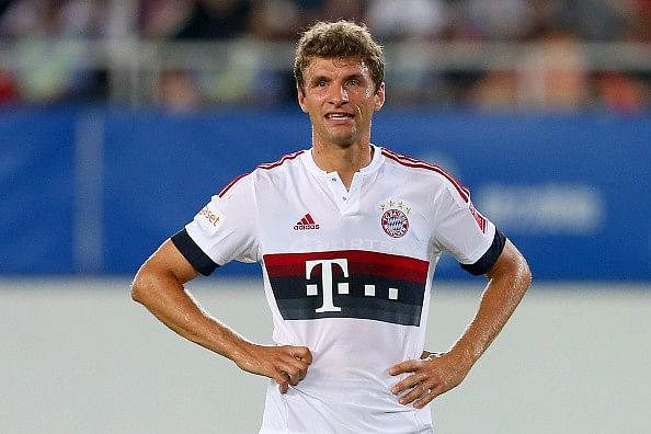 Is Thomas Muller on his way out of Bayern Munich?