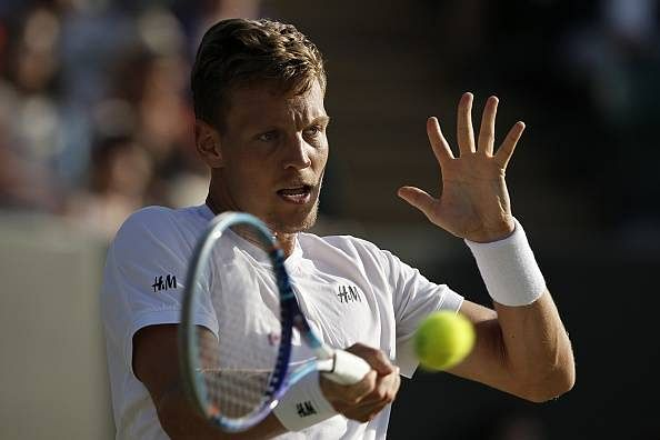 Wimbledon 2015: Incorrect questions at press conference leave Tomas Berdych fuming