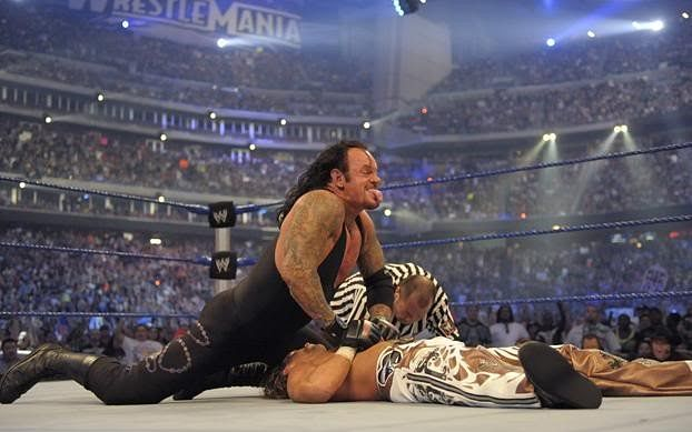 5 wrestlers who have kicked out of The Undertaker's tombstone piledriver