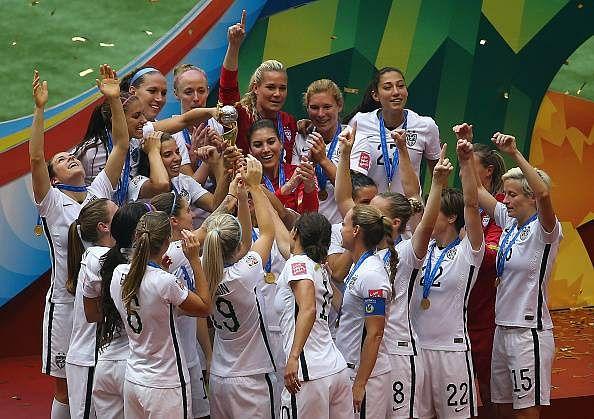 USA thrash Japan 5-2 in Women's World Cup final, Carli Lloyd bags hat-trick in 15 minutes