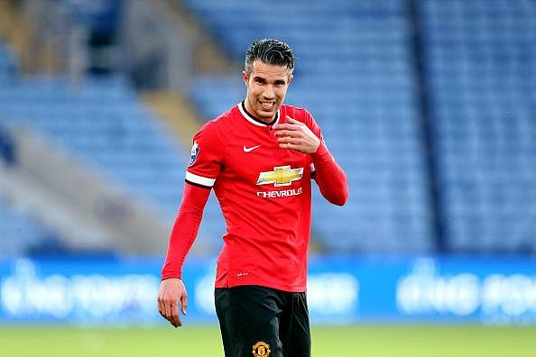 Report: Manchester United forward Robin van Persie agrees terms with Fenerbahce