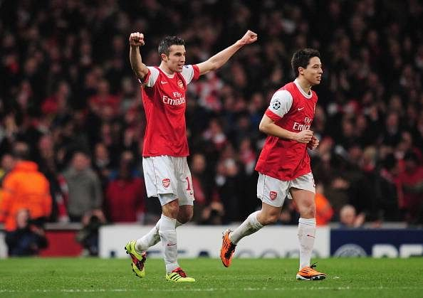 An Arsenal return of Nasri and van Persie: prodigal or pathetic?