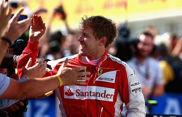 5 reasons why Vettel could win the 2015 F1 Driver's Championship