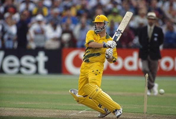 Steve Waugh - The real warrior