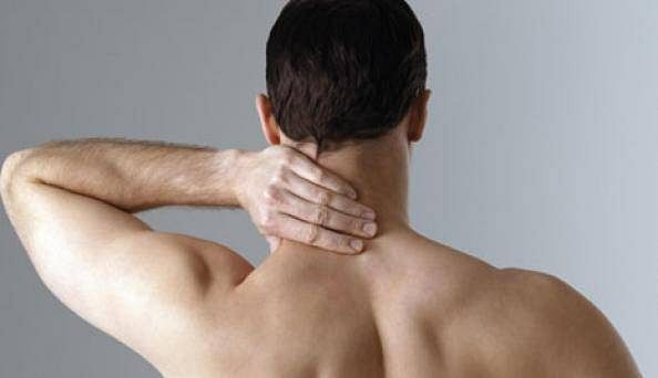 Do weak neck muscles result in tight hamstrings?