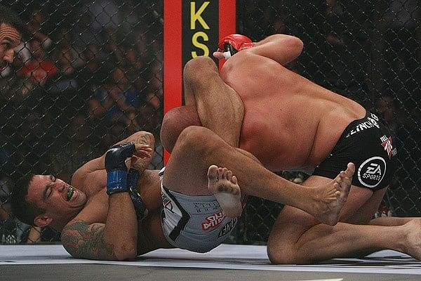 5 Most shocking finishes in MMA