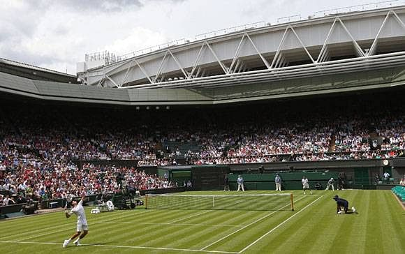 Wimbledon First Week: Walkovers, upsets and nail-biters you might have missed