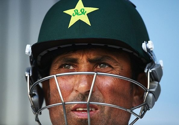 Younus Khan criticises Misbah Ul Haq and Waqar Younis