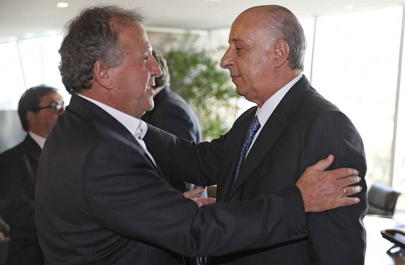 Brazil's football federation offers support to Zico's bid for FIFA presidency