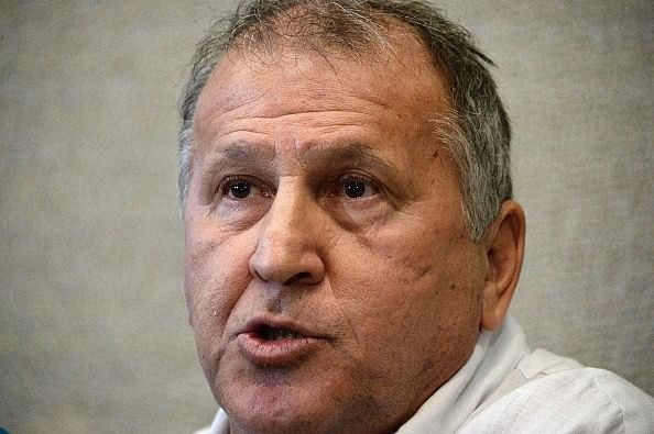 Zico seeks Brazil Football Confederation support for FIFA presidency