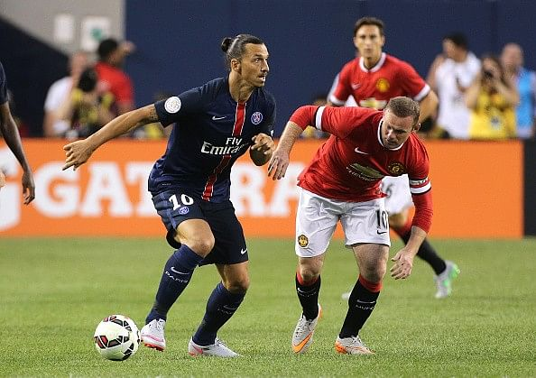 Highlights: PSG beat Manchester United 2-0 in International Champions Cup