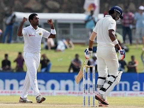 Indian top order's technical insufficiencies exposed by the Sri Lankan pacers