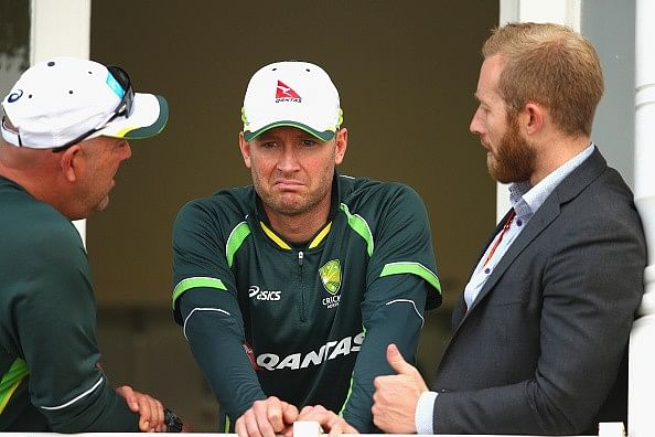 Darren Lehmann admits there were mistakes in team selection