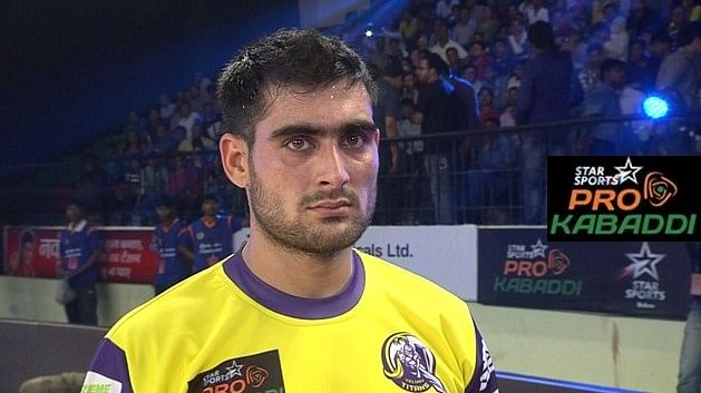 Best 5 young players in Star Sports Pro Kabaddi season 2