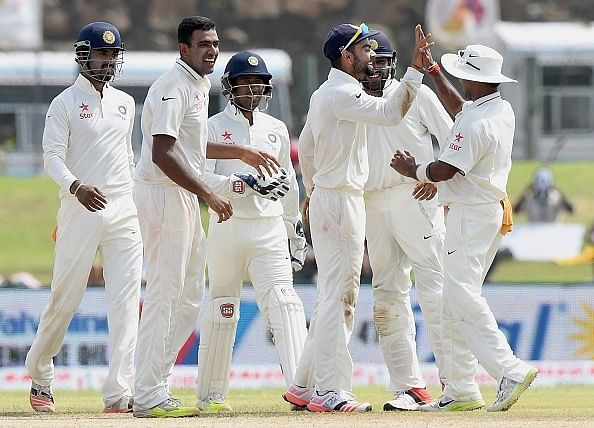 Sri Lanka vs India: Stats - Ashwin gets 11th 5-wicket haul while opening woes continue for Sri Lanka