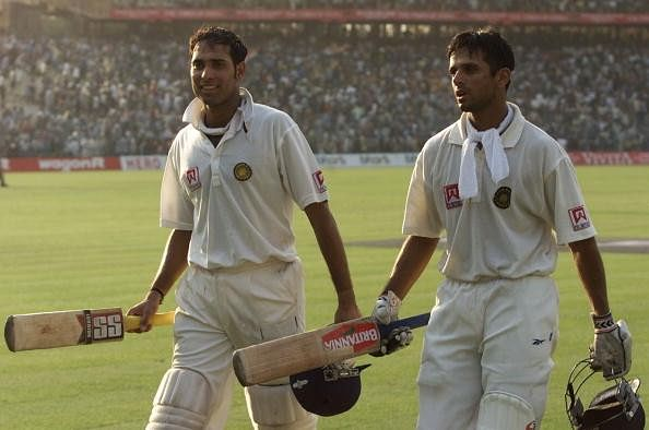 Rahul Dravid - Top 10 greatest Test innings by Indian batsmen