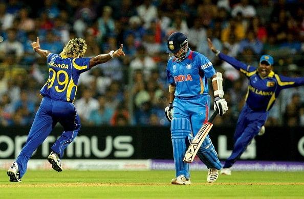 Sachin Tendulkar's joke on how to face Lasith Malinga's yorkers