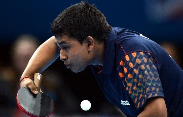 All-India Inter-Institutional Table Tennis Championships: Soumyajit Ghosh and Anthony Almaraj enter semis