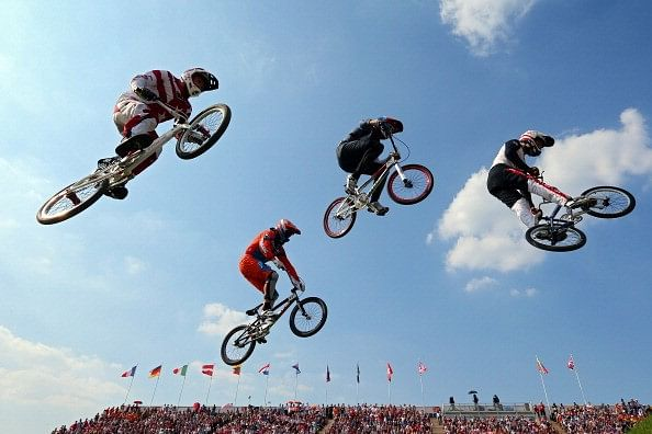 10 most popular extreme sports in the world