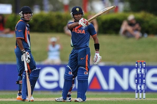 The contrasting stories of Unmukt Chand and Virat Kohli - Townsville 2012 and after