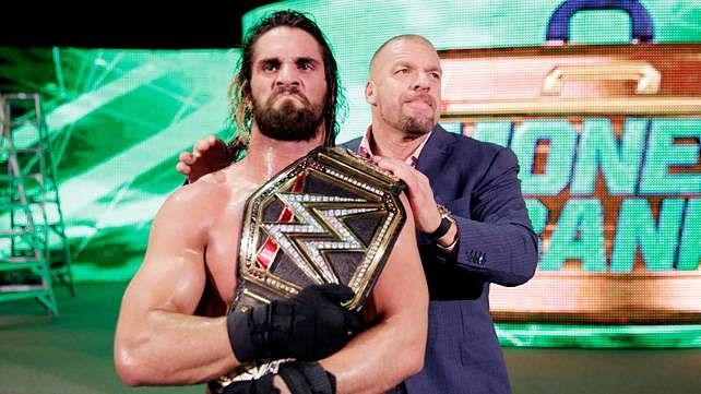 The WWE and the Seth Rollins committment