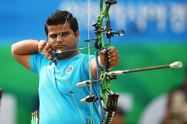 World Archery Championships: Rajat Chauhan bags historic silver for India