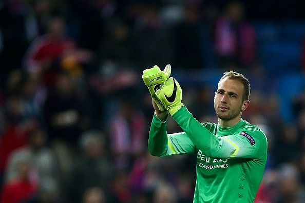 Report: Atletico Madrid rejected £25 million bid from Manchester United for goalkeeper Jan Oblak