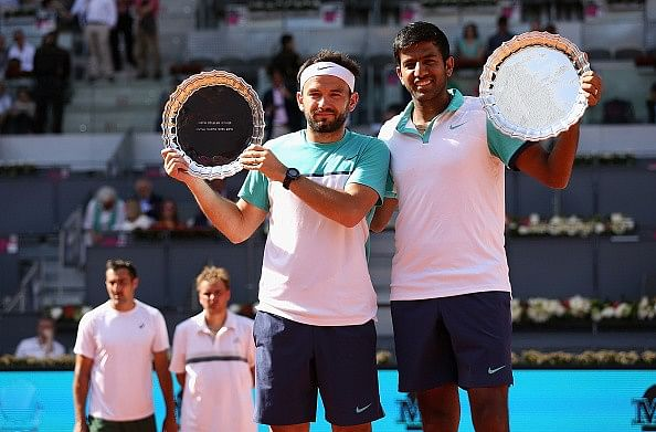 Indians at US Open 2015 : Bopanna, Mirza and Paes