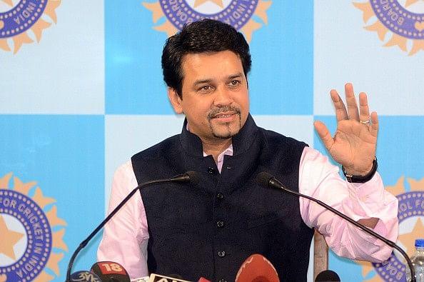 Anurag Thakur steadily gaining control of cricket board