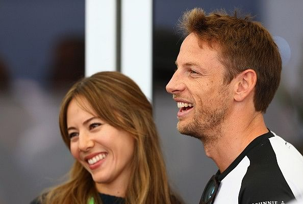 Jenson Button and wife burgled in St. Tropez, ring stolen