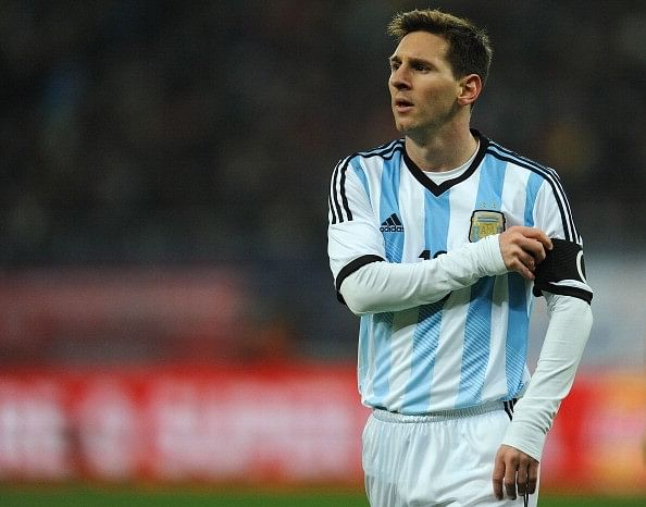 Messi will play friendly match against Mexico on September 8