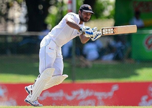 Kumar Sangakkara's Test career in numbers