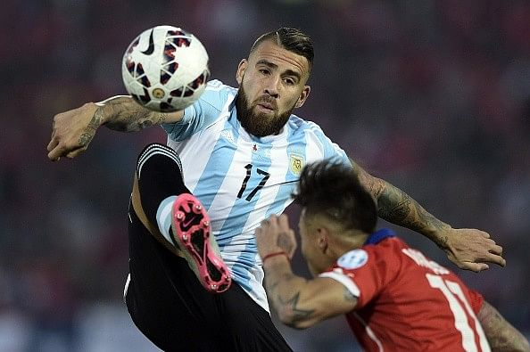 Argentina defender Nicolas Otamendi reveals why he joined Manchester City
