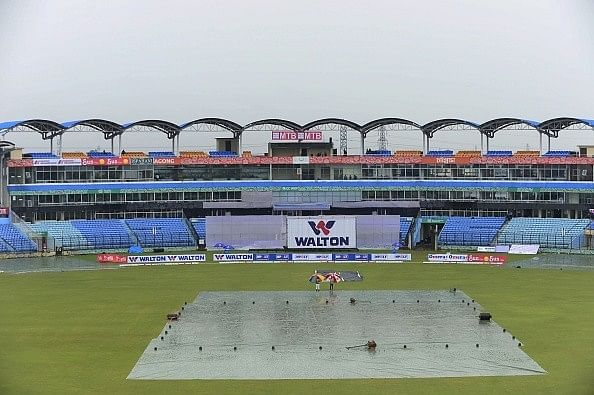 BAN v SA, 2nd Test: Play on Day 4 has been called off due to rain