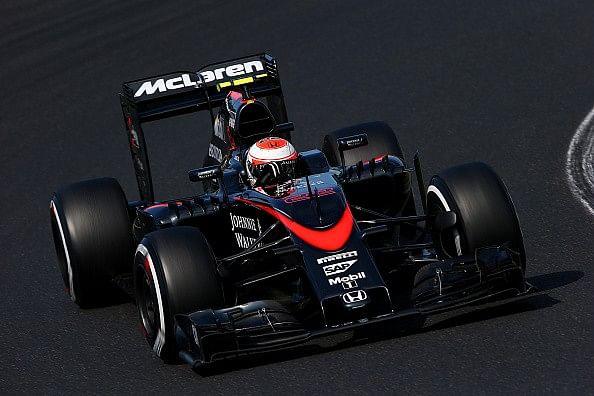 McLaren-Honda will take grid penalties at Belgian GP