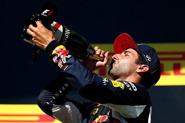 Daniel Ricciardo to face double penalties ahead of Belgian GP