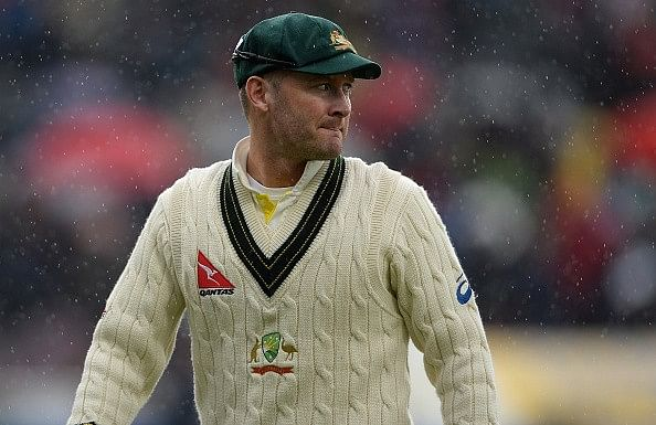 Michael Clarke's Test career in pictures