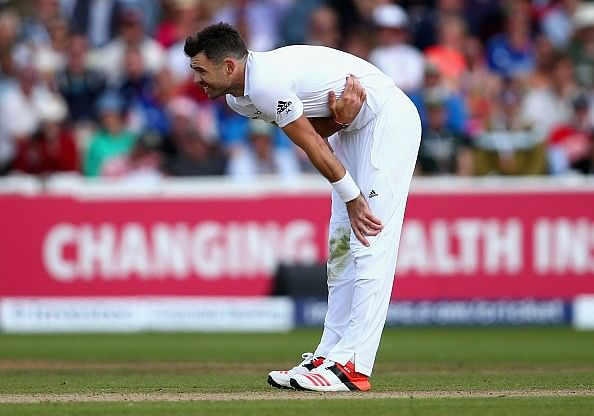 Ashes 2015: No safe house for England in James Anderson's absence