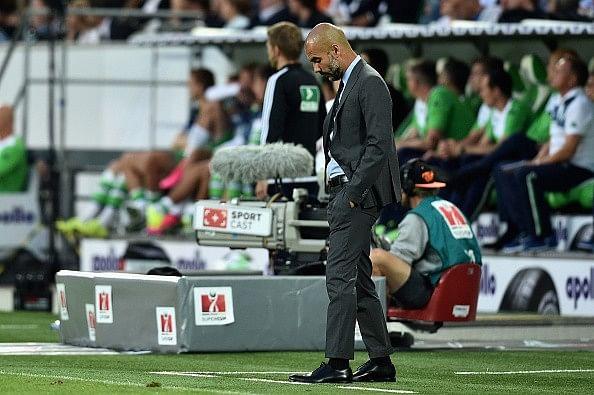 Will Guardiola be at Bayern beyond 2016?